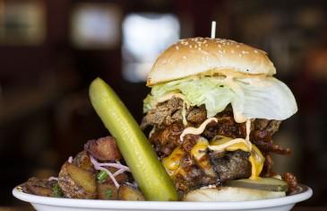 Les photos des burgers gagnants du Burger Week à Montréal et ça l'air trop bon