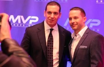 Lancement du Groupe MVP à Montréal
