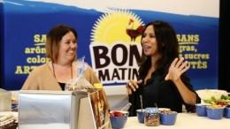Bon Matin part en tournée avec son Bar à toasts