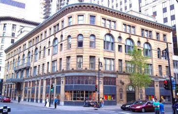 La bijouterie Birks transformée en hôtel de luxe au centre-ville de Montréal