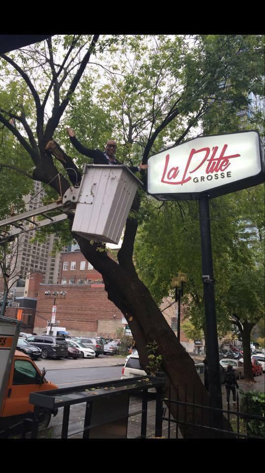 Le restaurant La P'tite Grosse ouvre officiellement jeudi à Montréal