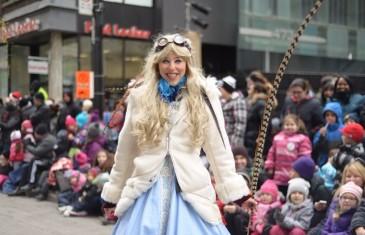 Les photos du Défilé du Père Noël à Montréal