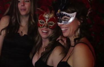 Magnifique soirée au Bal Incognito à Montréal