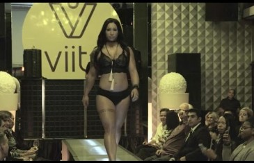 Défilé des sous-vêtements Viita à Montréal