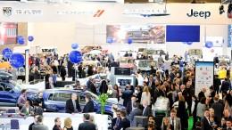 La première belle soirée de l'année à Montréal a lieu au Salon de l'Auto