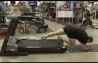 Les exercises à faire sur un Tapis roulant