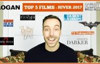 Top 5 films à voir cet hiver