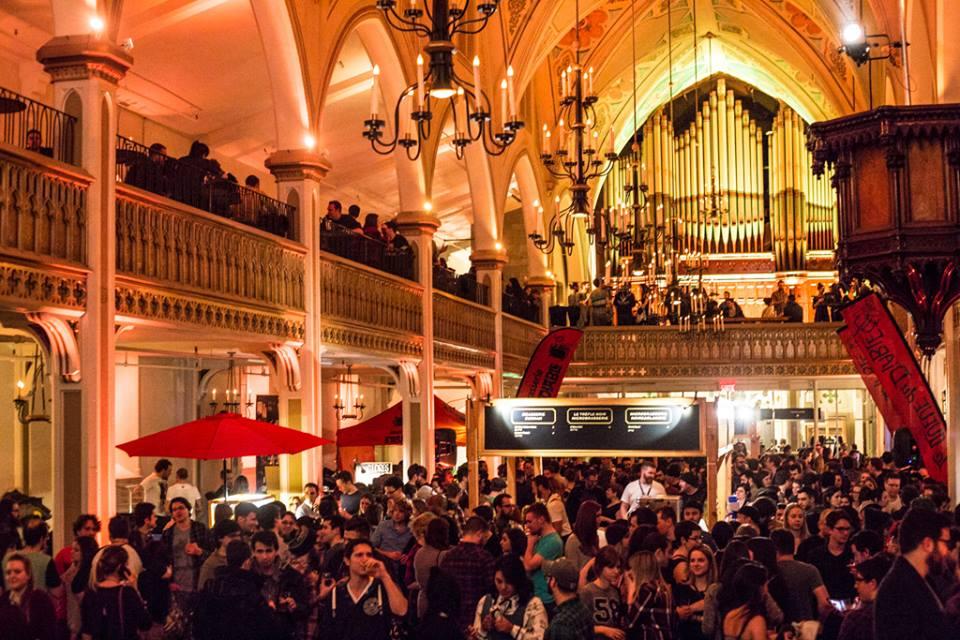 La Cuvée: l'événement incontournable du week-end à Montréal
