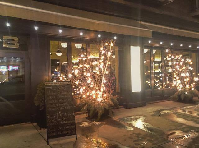 Un goût de Paris à Montréal : La Brasserie Bernard