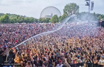 Nouveau site pour Osheaga 2017