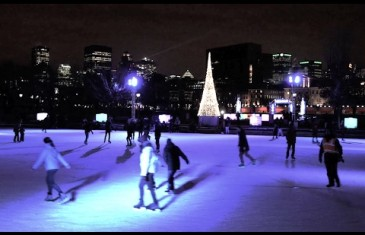 Top 5 activités sportives en couple à Montréal