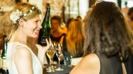 Bulles et gastronomie avec La Champagnerie à Montréal
