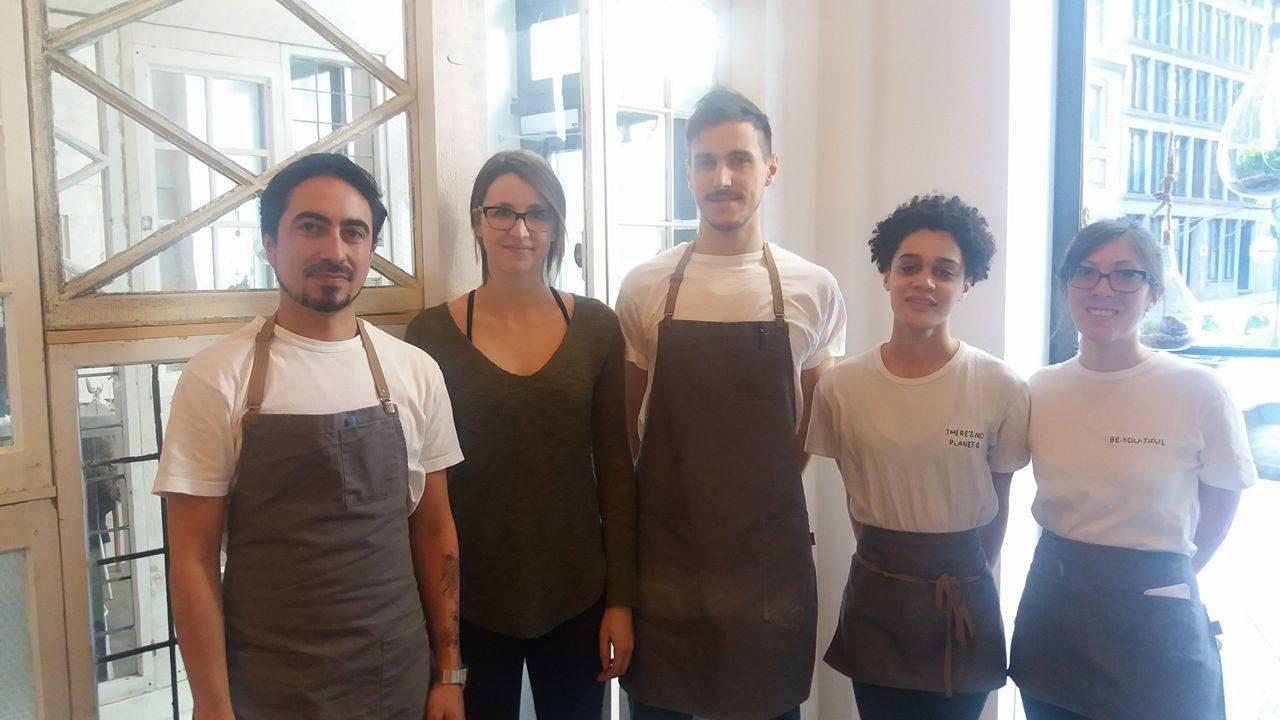 En amour avec le restaurant Lov à Montréal
