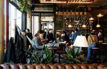 Darling: le nouveau café bar chéri de Montréal
