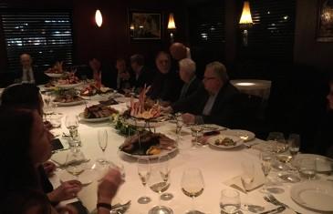 Tout un festin pour le réalisateur Francis Ford Coppola à Montréal