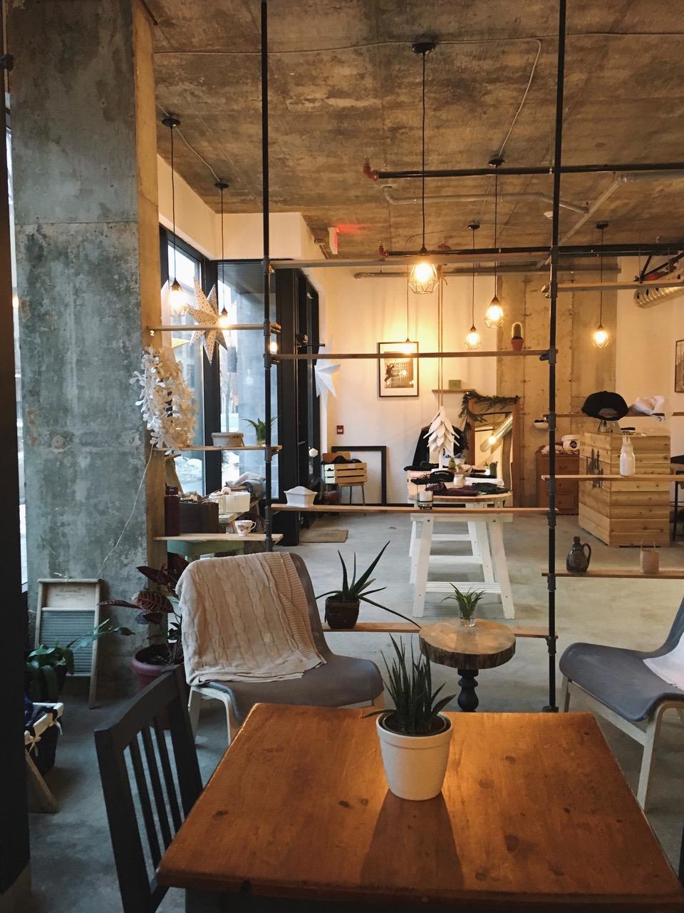 Le combo parfait à Montréal : Café Les Impertinentes et Ballet Hop !