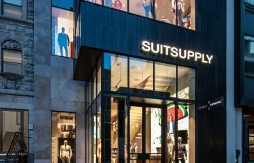 Suitsupply: le nouveau magasin cool pour hommes à Montréal