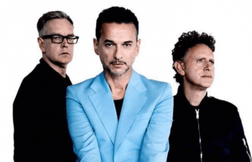 Depeche Mode en spectacle à Montréal