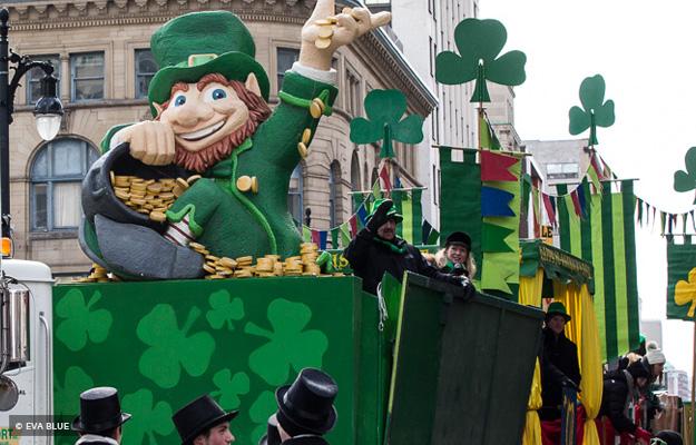St-Patrick-parade