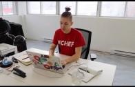 Amélie Morency fondatrice de FoodRoom gagnante du Défi PME MTL