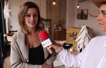 Camille Rouleau fondatrice de Ballet Hop