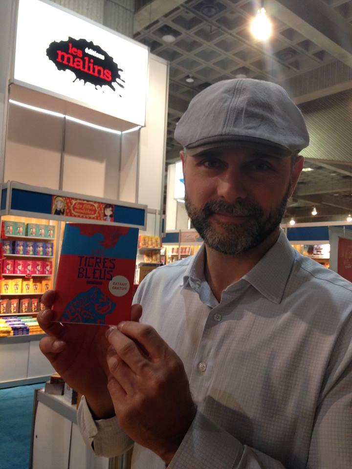 Entrevue avec Yves Trottier: l'auteur aux multiples talents