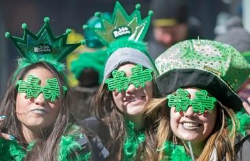 Y va faire beau pour fêter la St-Patrick dimanche à Montréal