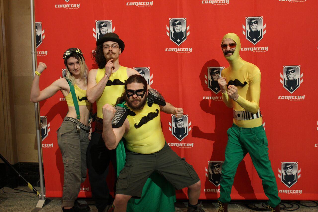 Le Comiccon 2017 à Montréal a lieu du 7 au 9 juillet