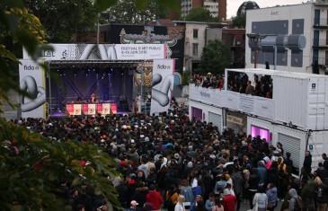 Le Festival Mural prend de l'ampleur à Montréal