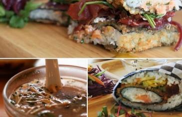 Le Club Soya un nouveau comptoir à sushis à Montréal avec un menu élaboré par Geneviève Everell