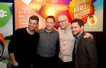 Un nouveau festival Bières et Musique du 4 au 6 mai à Terrebonne-Mascouche