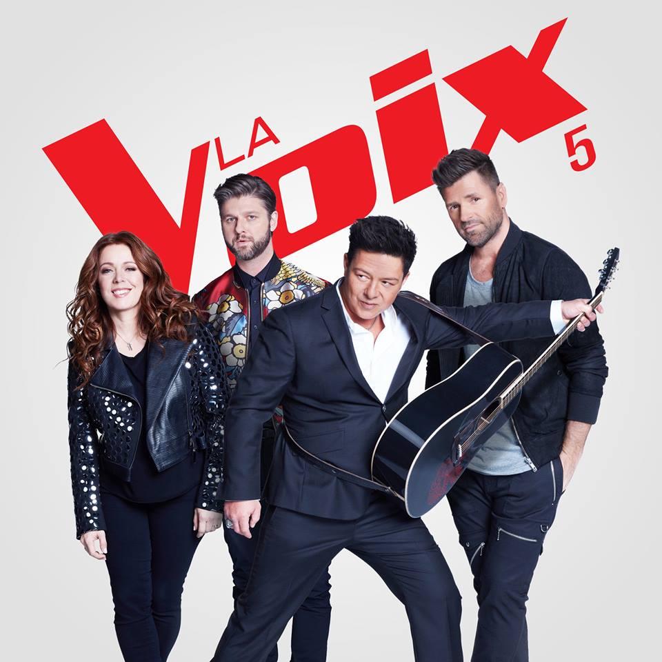 La Voix à TVA diffusée lundi exceptionnellement