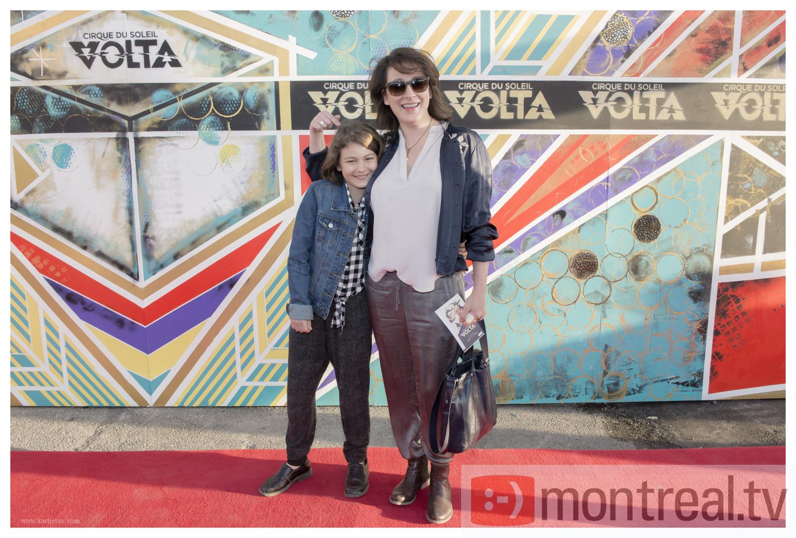 Anick Lemay_VOLTA_RedCarpet_MontrealTV0001