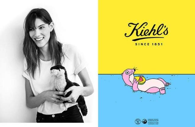 CÉLÉBRATION chez Kiehl's avec Charlotte Cardin x Pony