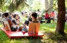 En cours: La Grande Tournée: un événement festif et gastronomique dans les parcs de Montréal