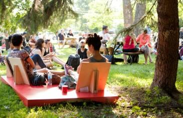 La Grande Tournée: un événement festif et gastronomique dans les parcs de Montréal