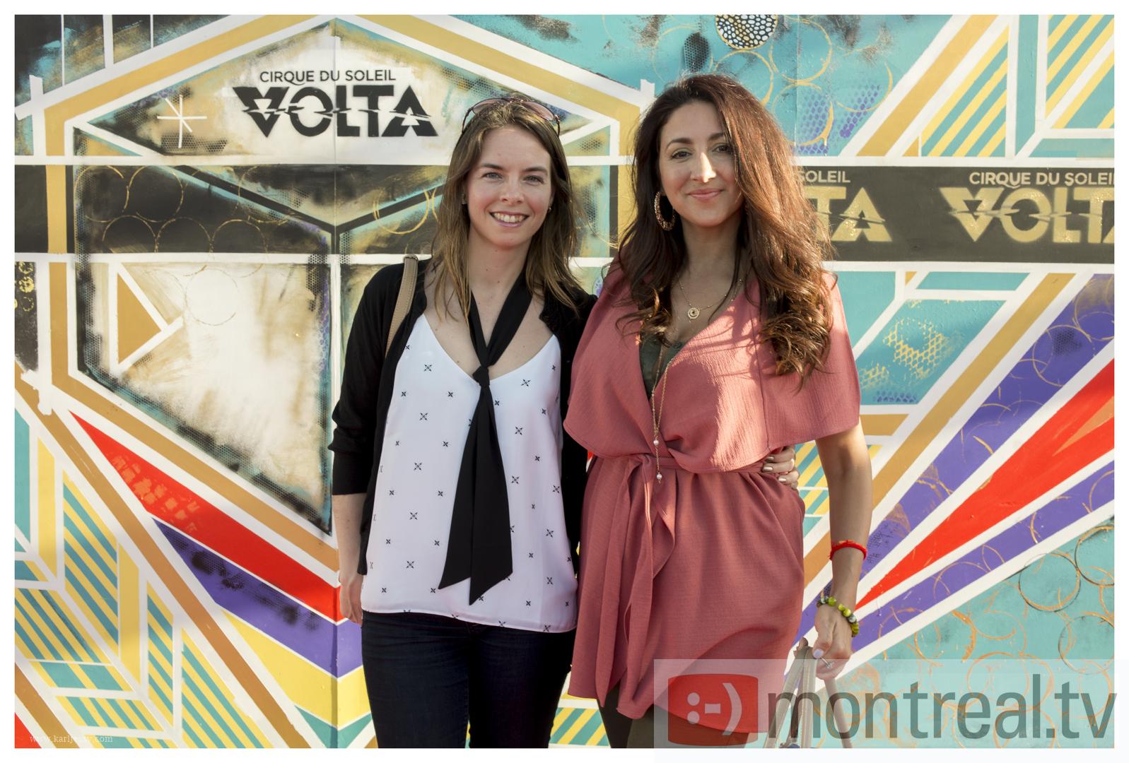 Lynda Thalie_VOLTA_RedCarpet_MontrealTV
