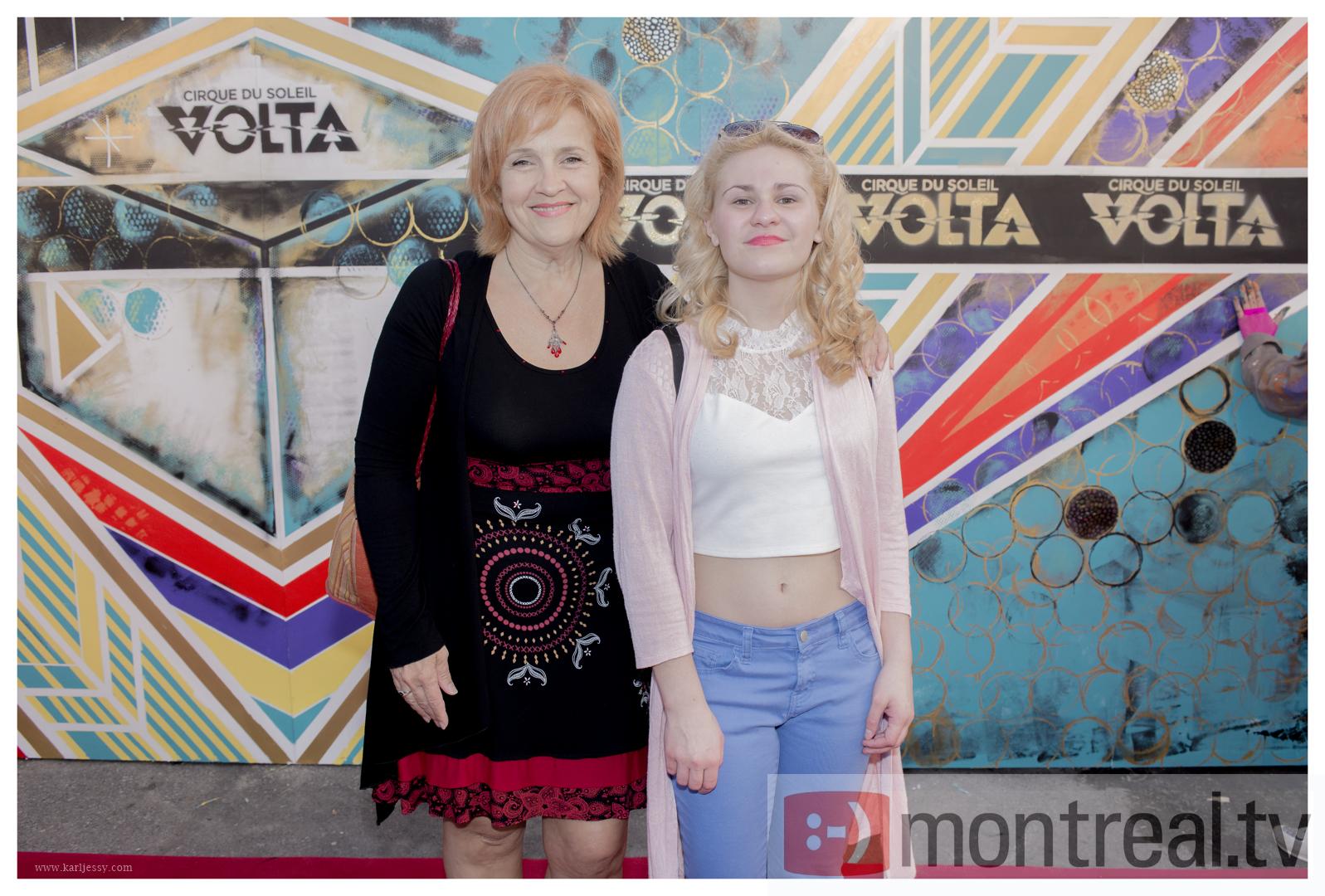 Marie Denise Peltier_RedCarpet_MontrealTV_VOLTA_RedCarpet_MontrealTV_