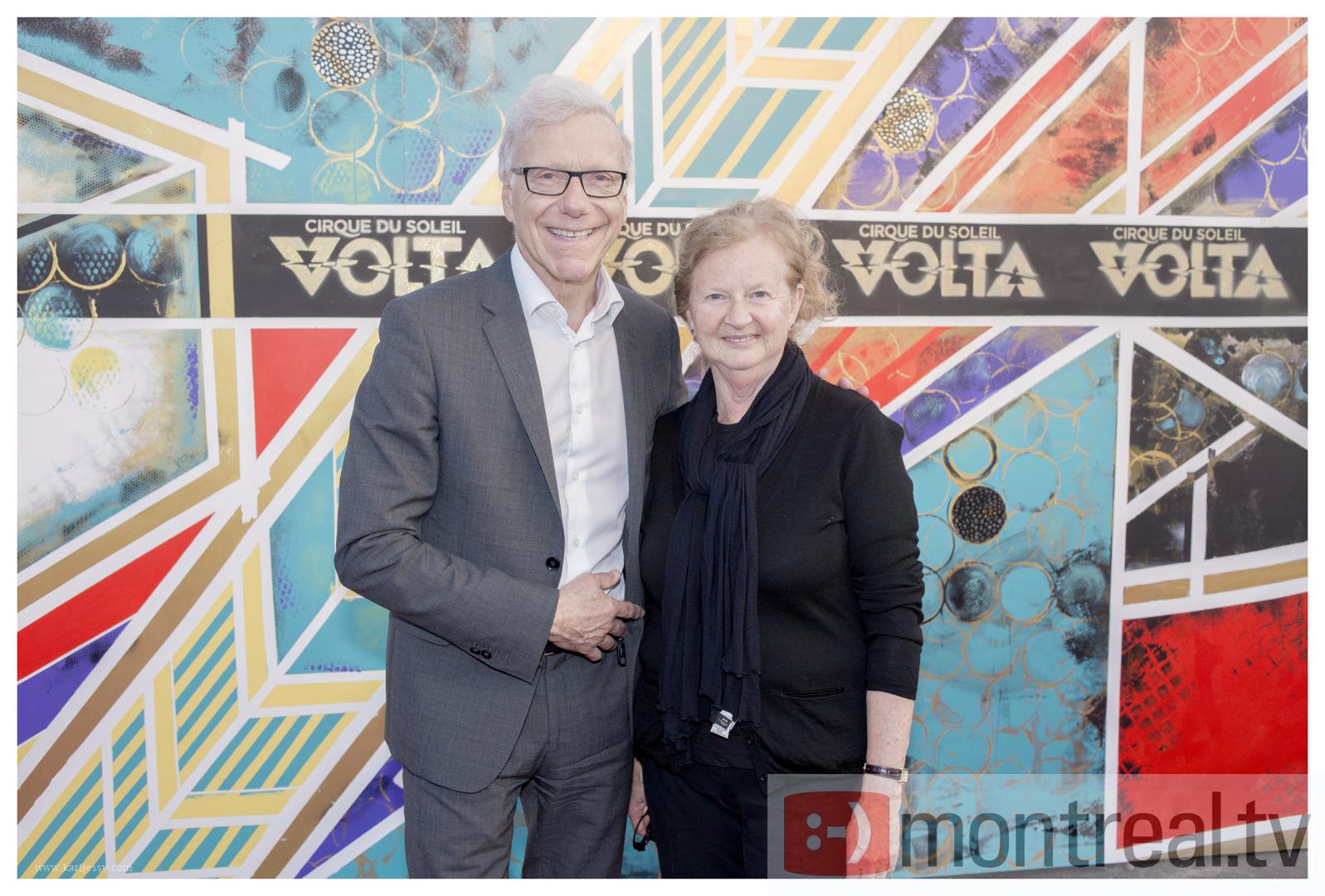 Pierre Bruneau_VOLTA_RedCarpet_MontrealTV_