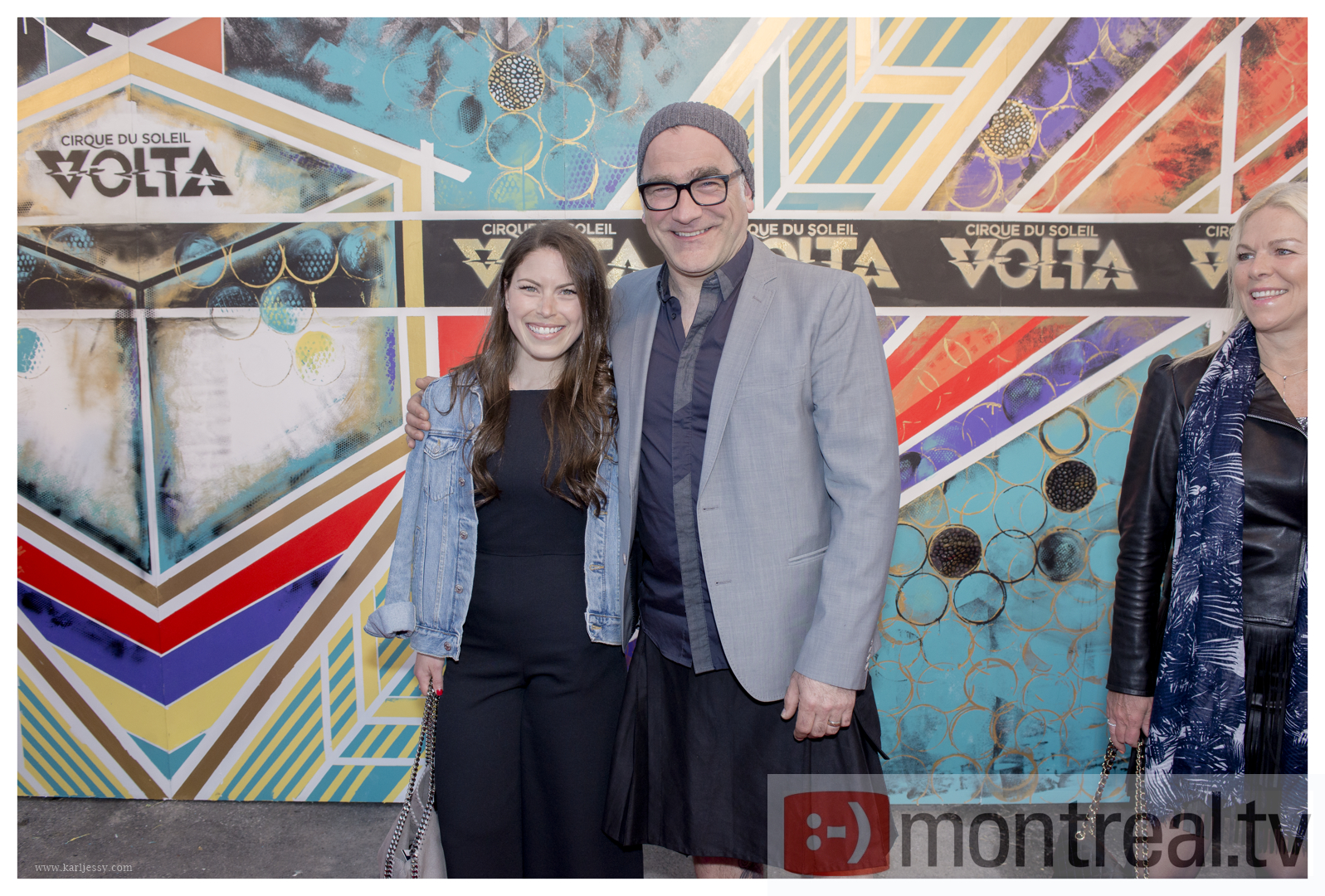 Roseline Fillion_StÇphan CìtÇ_RedCarpet_MontrealTV_VOLTA_RedCarpet_MontrealTV__0003
