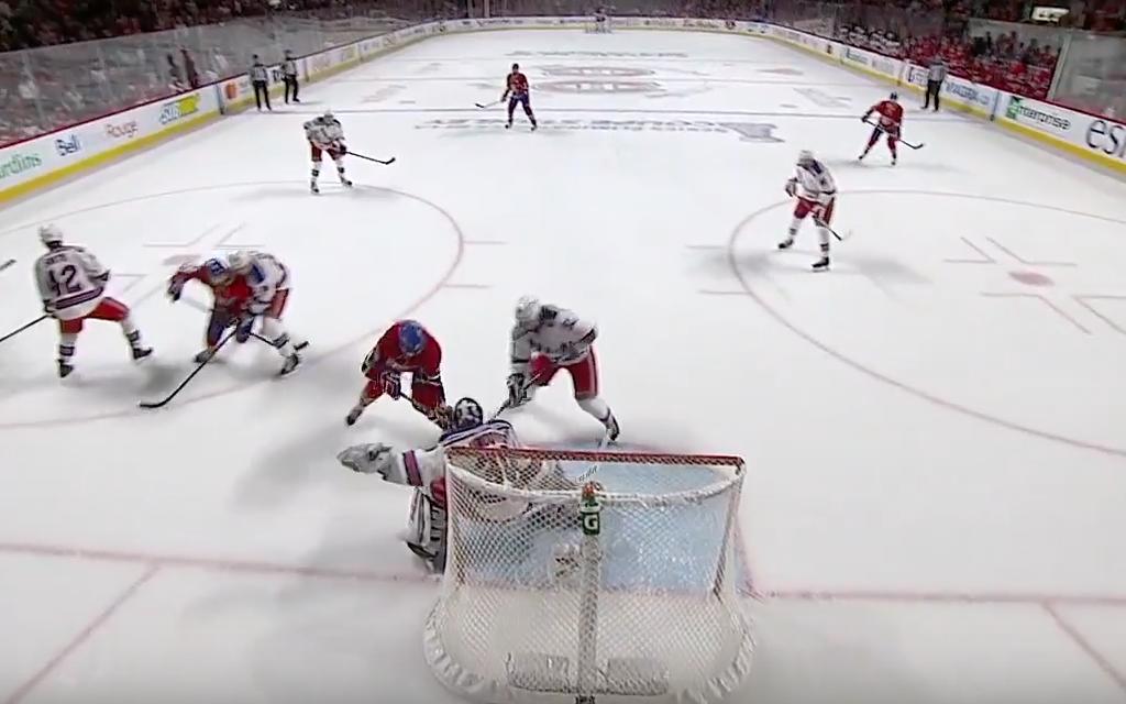 Radulov marque en prolongation et le Canadien nivelle la série contre les Rangers | Vidéo