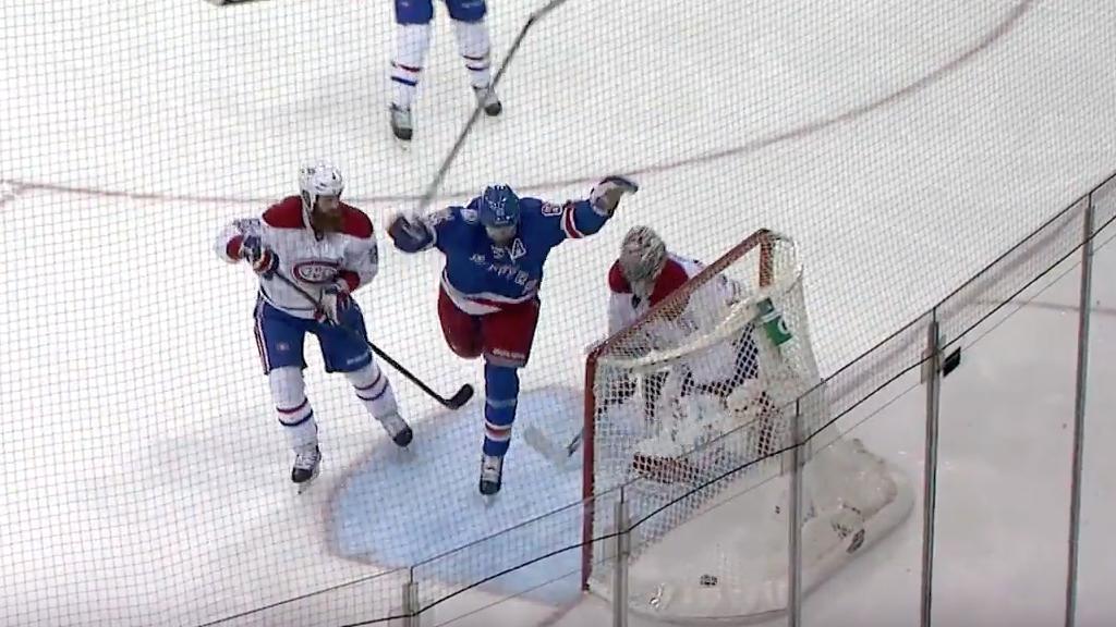 Les Rangers de NY créent l'égalité 2-2 dans la série contre le Canadiens de Montréal | Vidéo