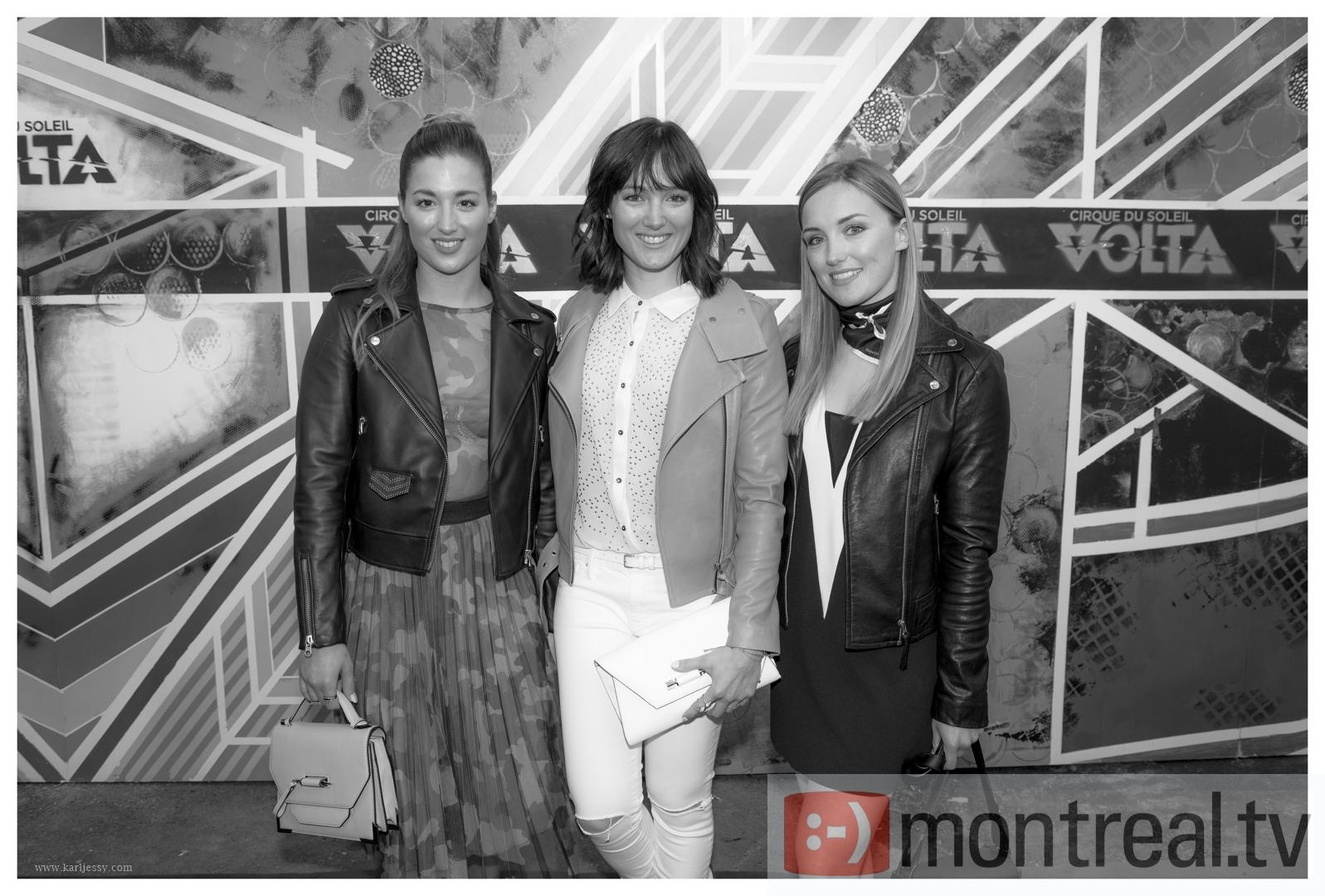 Soeur Dufour Lapointe_RedCarpet_MontrealTV_VOLTA_RedCarpet_MontrealTV
