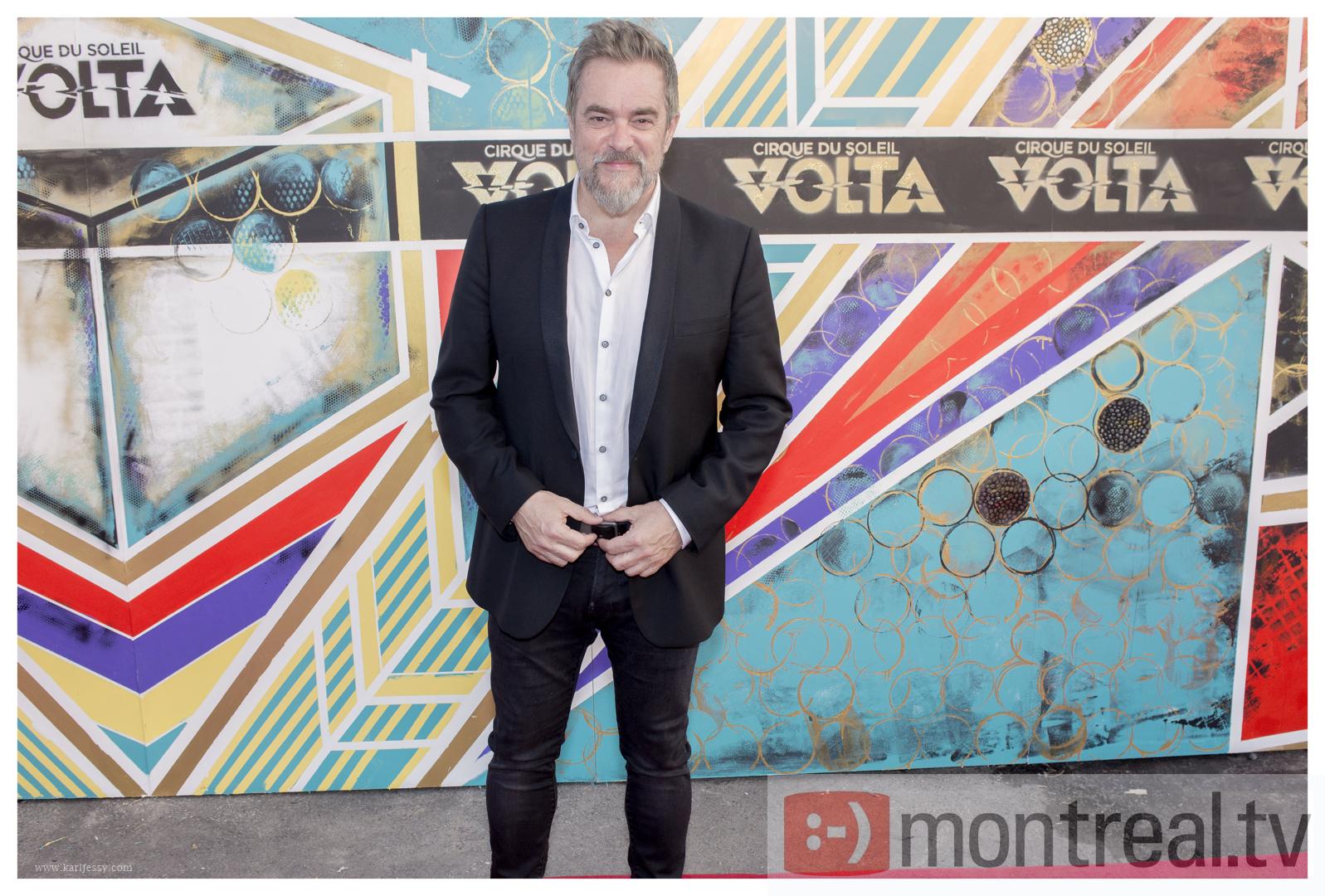 Sylvain Cosette_RedCarpet_MontrealTV_VOLTA_RedCarpet_MontrealTV_