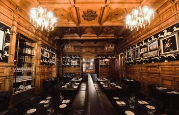 Le magnifique Bar George ouvre au centre-ville de Montréal