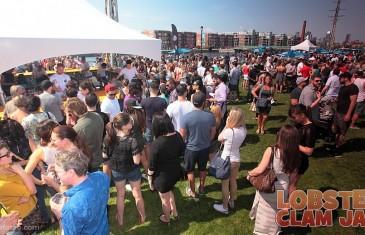 Le populaire Lobster Clam Jam a lieu ce dimanche à Montréal