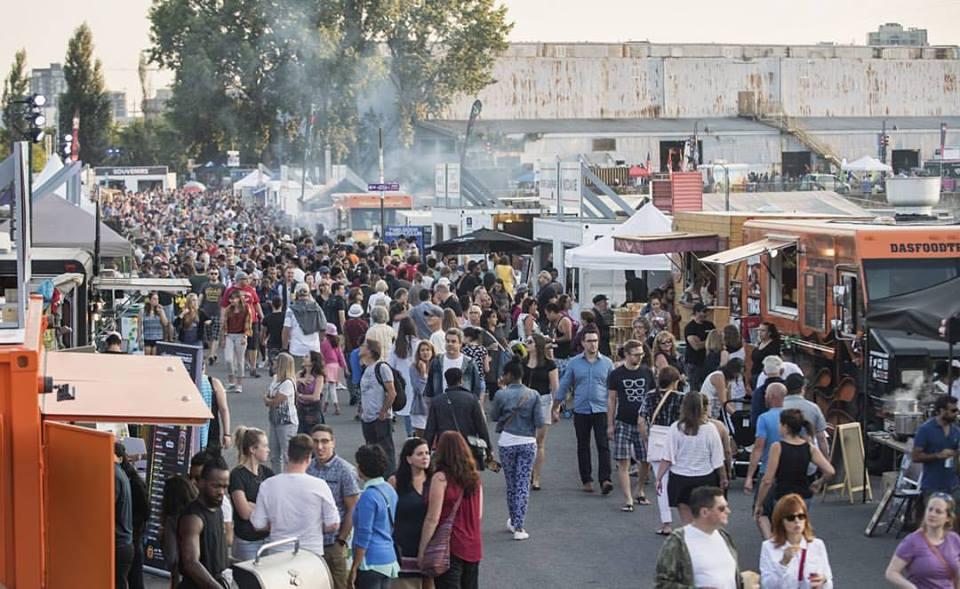 Le festival Yul Eat du 2 au 4 septembre dans le Vieux-Port de Montréal