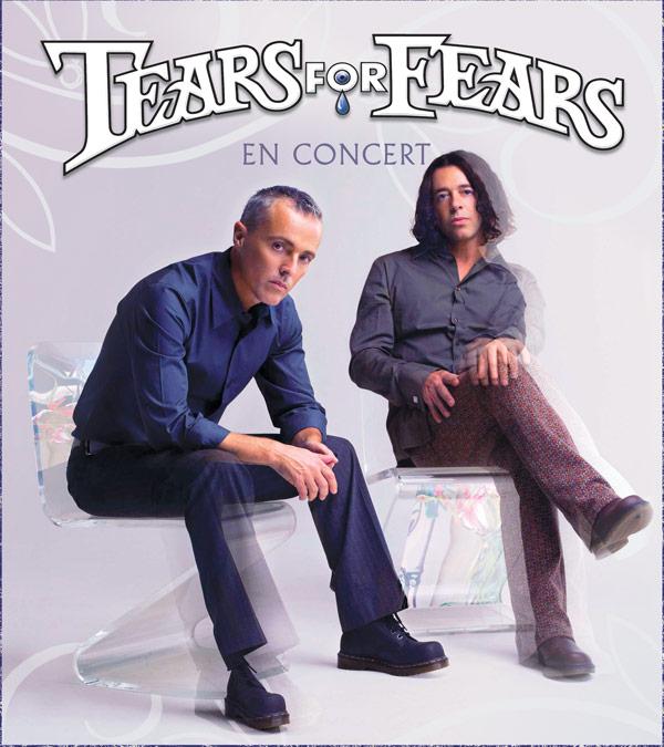 Tears for Fears en spectacle à Montréal
