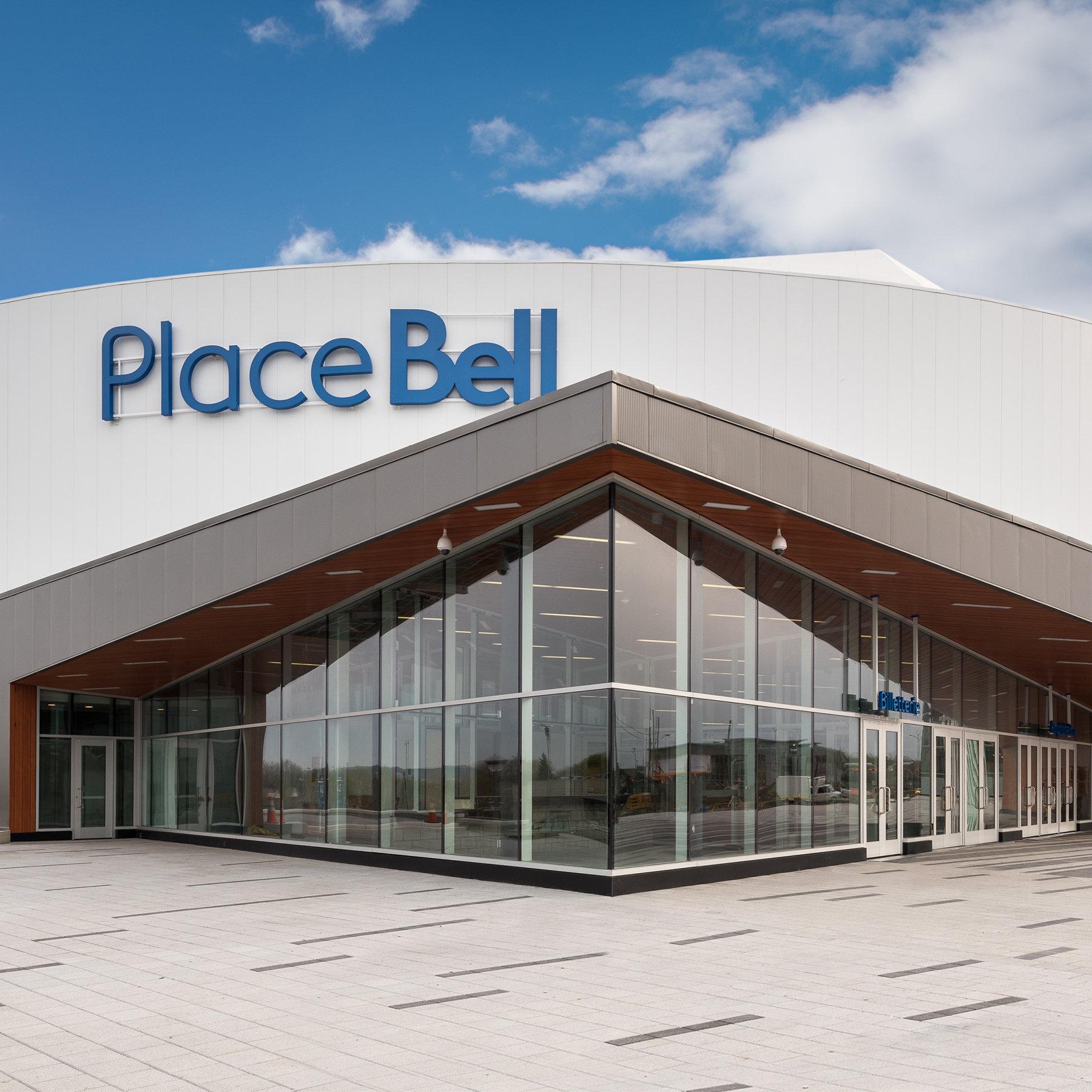 Journée portes ouvertes à la Place Bell de Laval