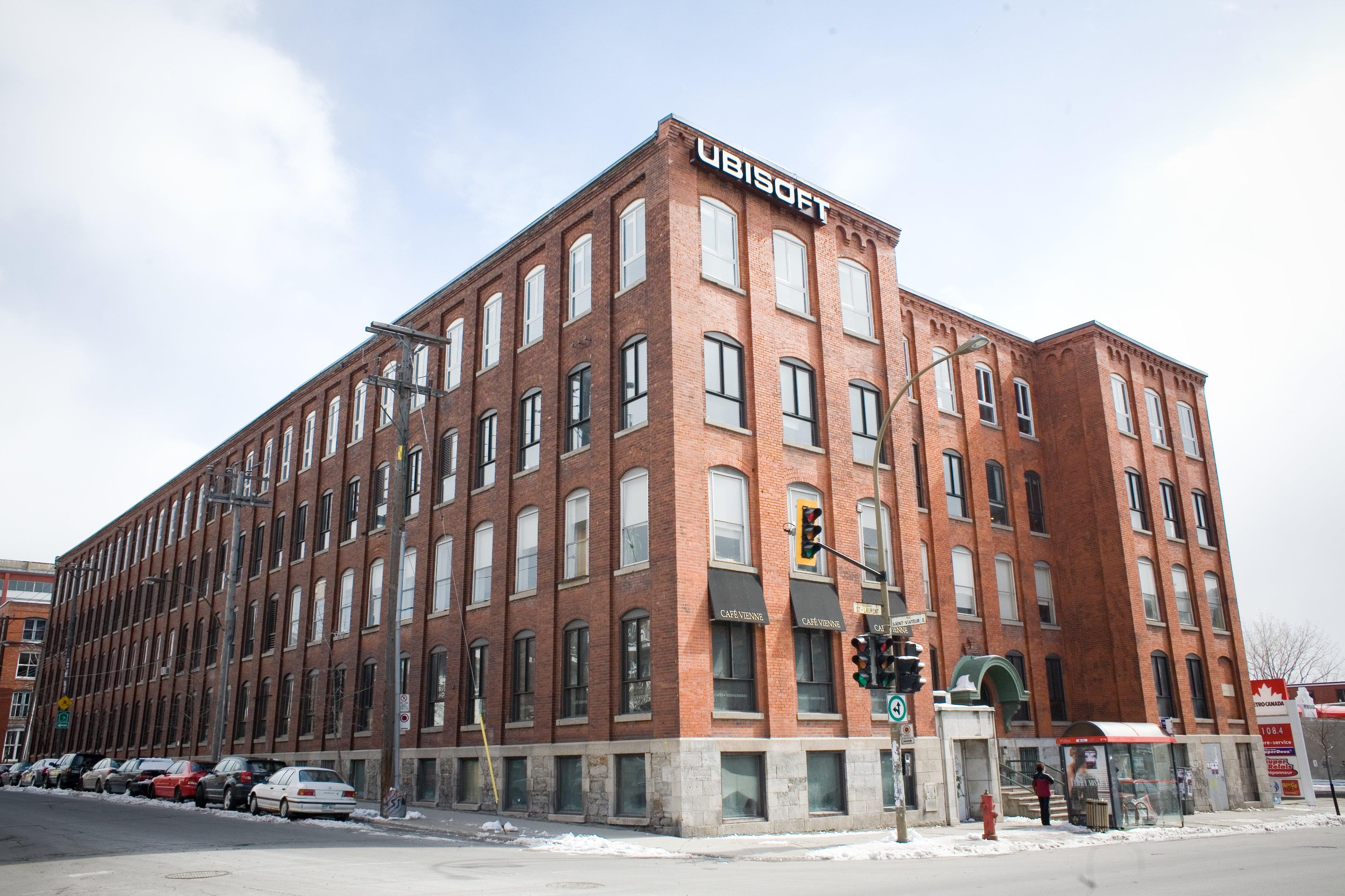 Ubisoft va créer le plus grand terrain de jeu à Montréal
